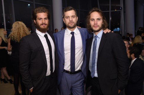 Joshua Jackson and Taylor Kitsch