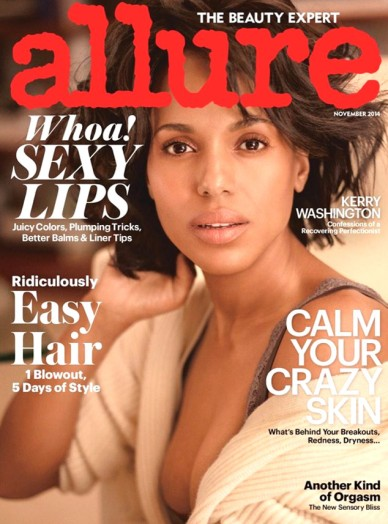 Kerry Washington Allure