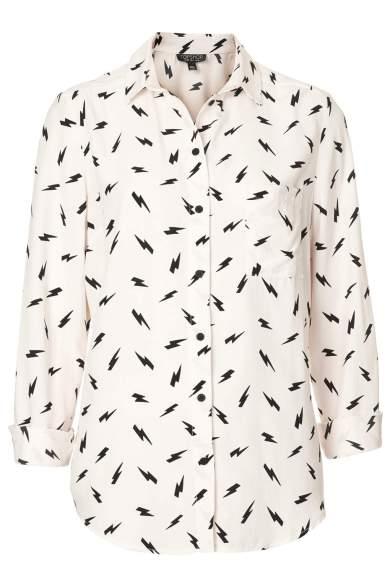 Lightning shirt