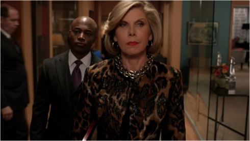 The Good Wife 6.02 Diane