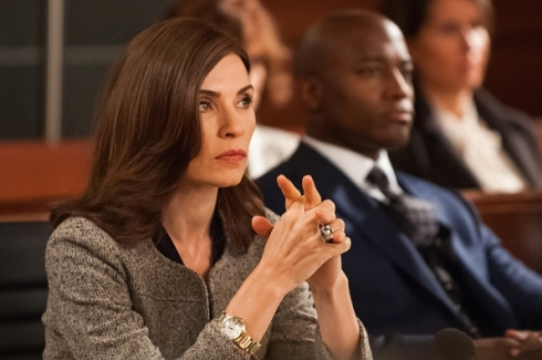 The Good Wife 6.03 Alicia