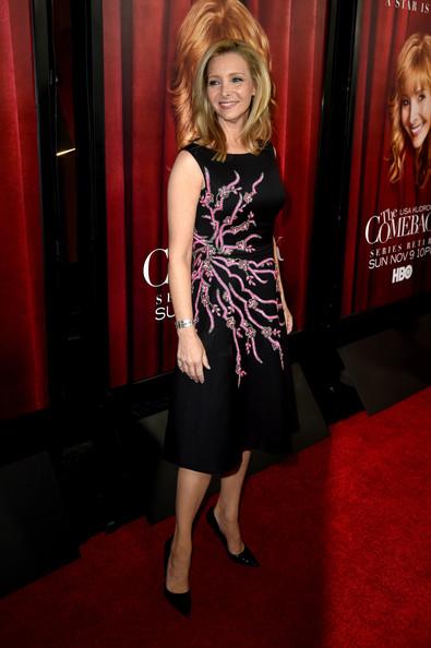 Lisa Kudrow Comeback premiere