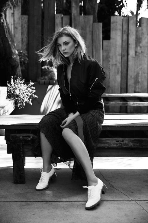 Natalie Dormer Nylon Magazine