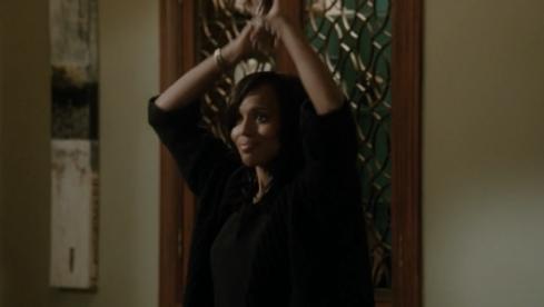 Olivia dancing
