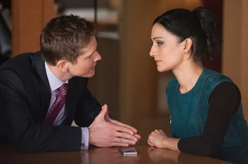 The Good Wife 6.10 The Trial