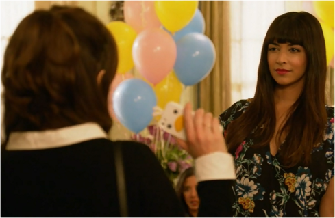 New Girl 4.10 Cece