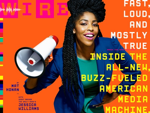 Wired Jessica Williams