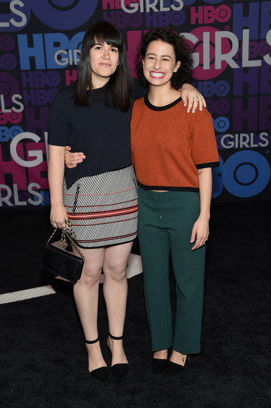Abbi and Ilana Girls premiere