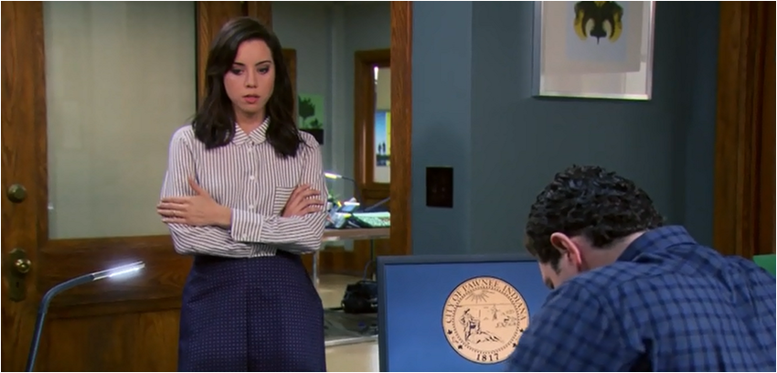 April Ludgate Tv Ate My Wardrobe