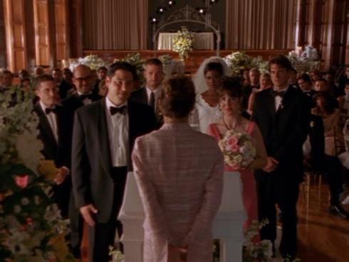 Felicity 4.02 wedding