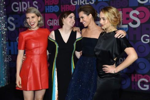 Girls S4 premiere
