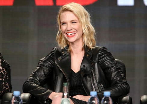 January Jones TCA