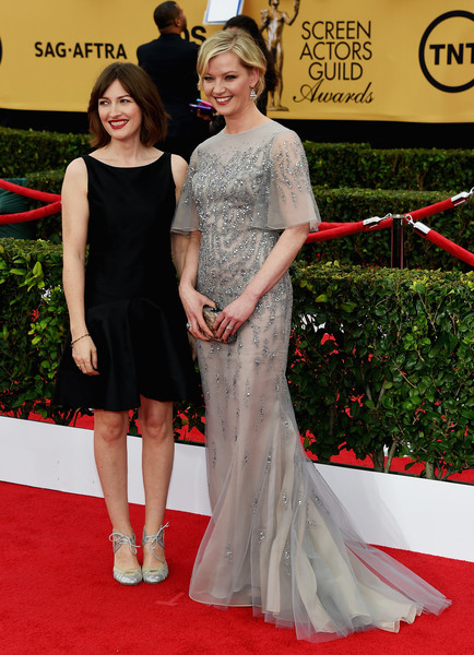 Kelly Macdonald and Gretchen Mol