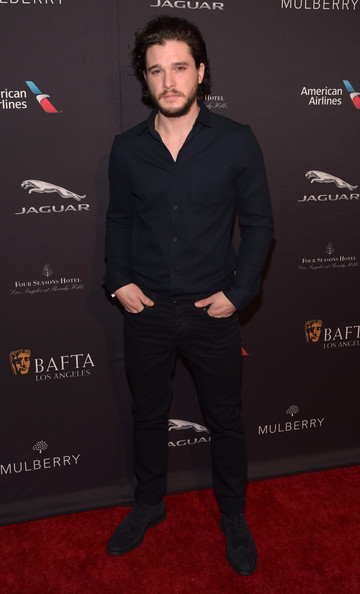 Kit Harington BAFTA