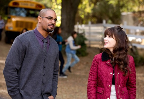 New Girl 4.13 Coach and Jess