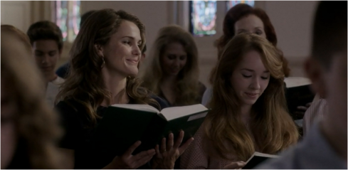 The Americans 3.01 church