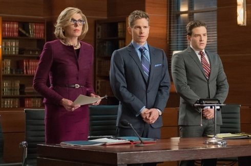 The Good Wife 6.11 Hail Mary