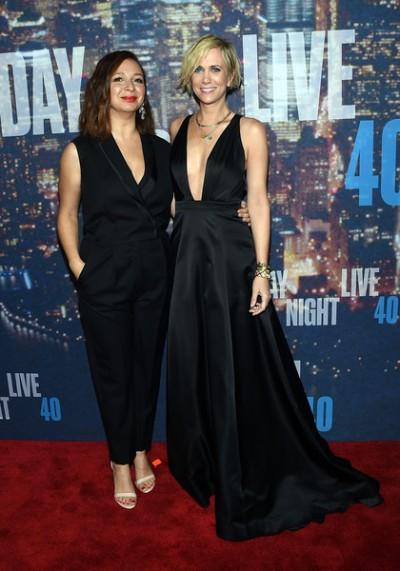 Maya and Kristen