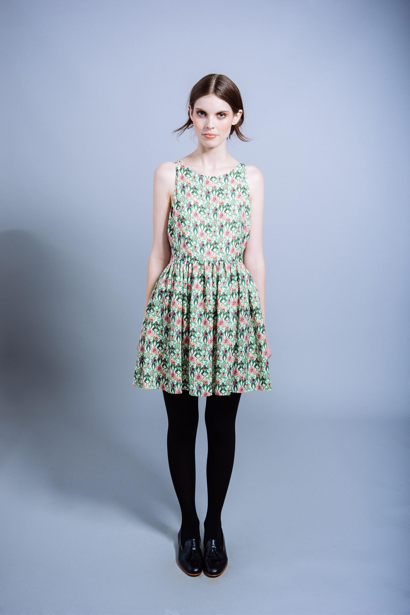 405713d3364f NYFW Fantasy Costuming  Rachel Antonoff Fall 2015 for Girls