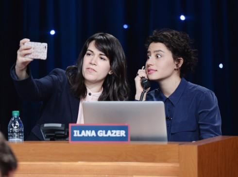Abbi and Ilana