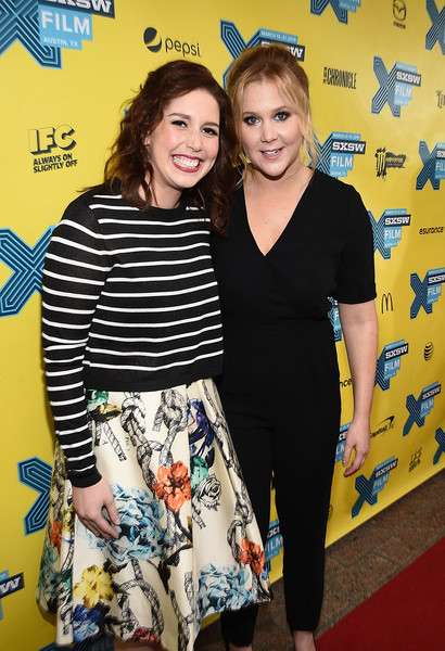 Amy Schumer and Vanessa Bayer