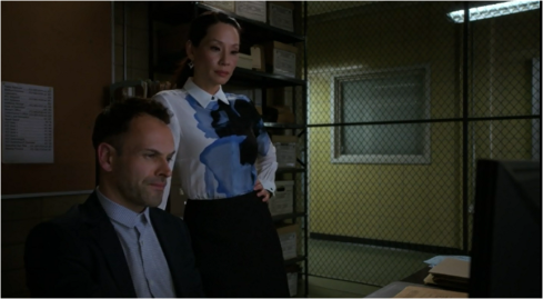 elementary 3.17 Joan and sherlock
