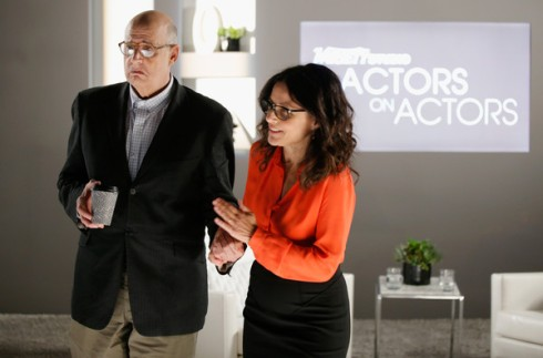 Jeffrey Tambor and JLD