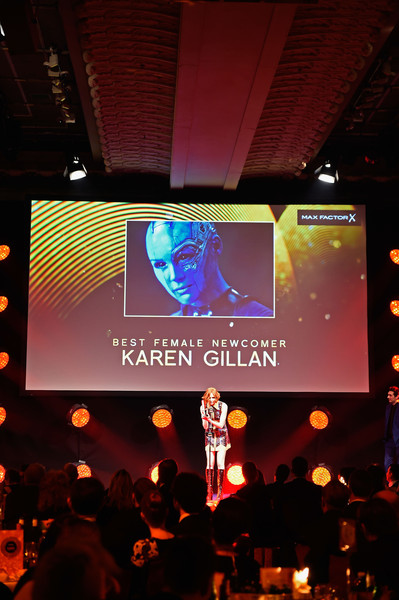 Karen Gillan Empire