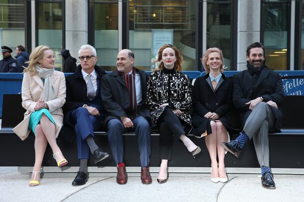 Mad Men cast Mad Men Cast