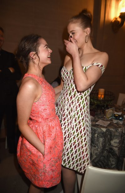 Maisie and Sophie