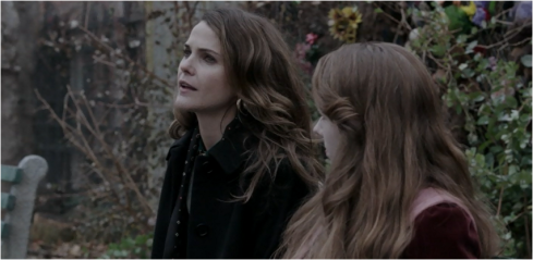 The Americans 3.06 Elizabeth and Paige