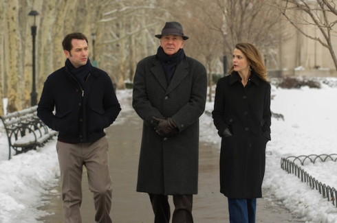 The Americans 3.09 Do Mail Robots Dream of Electric Sheep