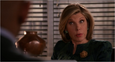 The Good Wife 6.17 Diane