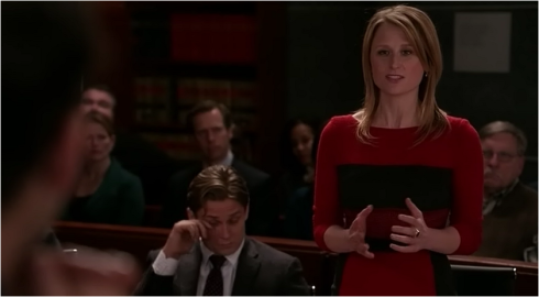 The Good Wife Mamie Gummer