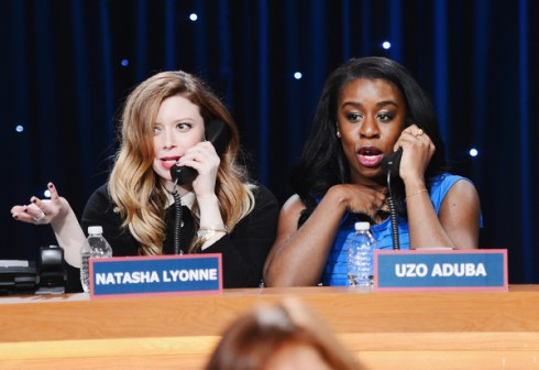 Uzo and Natasha