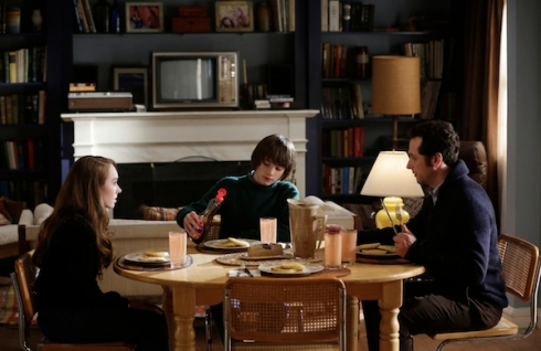 The Americans 3.11 pancakes