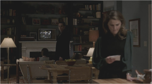 The Americans 3.12 kitchen