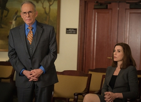 The Good Wife 6.19 Winning Ugly