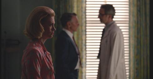 Mad Men 7.13 Betty diagnosis