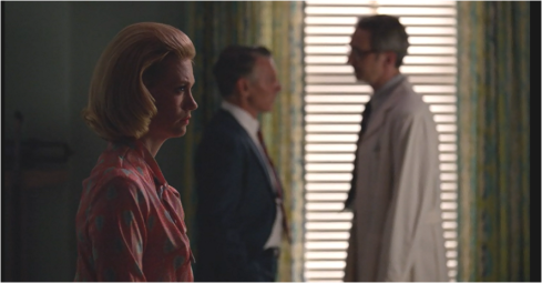Mad Men 7.13 Betty diagnosis
