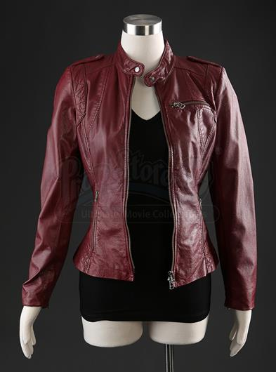 Beverly Katz leather jacket