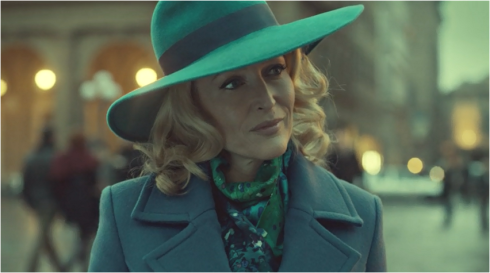 Hannibal 3.01 Bedelia in blue