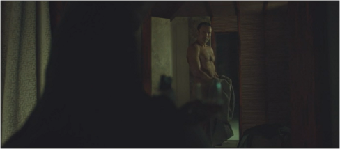 Hannibal 3.01 shower