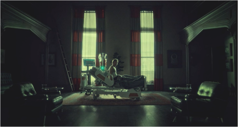 Hannibal 3.02 bed