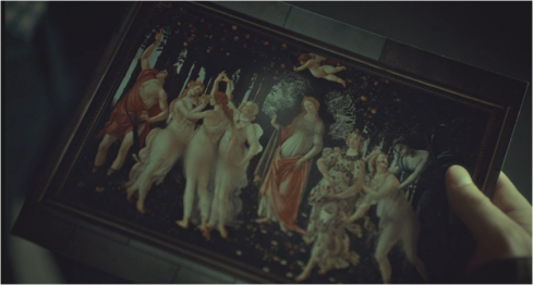 Hannibal 3.02 blurred butts