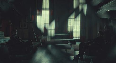 Hannibal 3.03 Hannibal's house