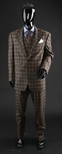 Hannibal three piece suit