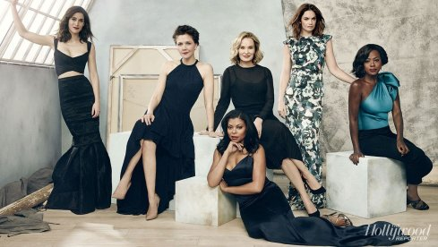 THR drama actress roundtable