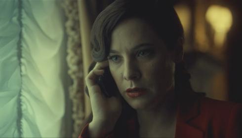 Hannibal 3.05 Alana phone