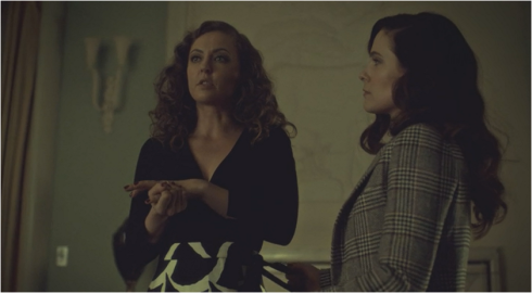 Hannibal 3.06 Alana and Margot